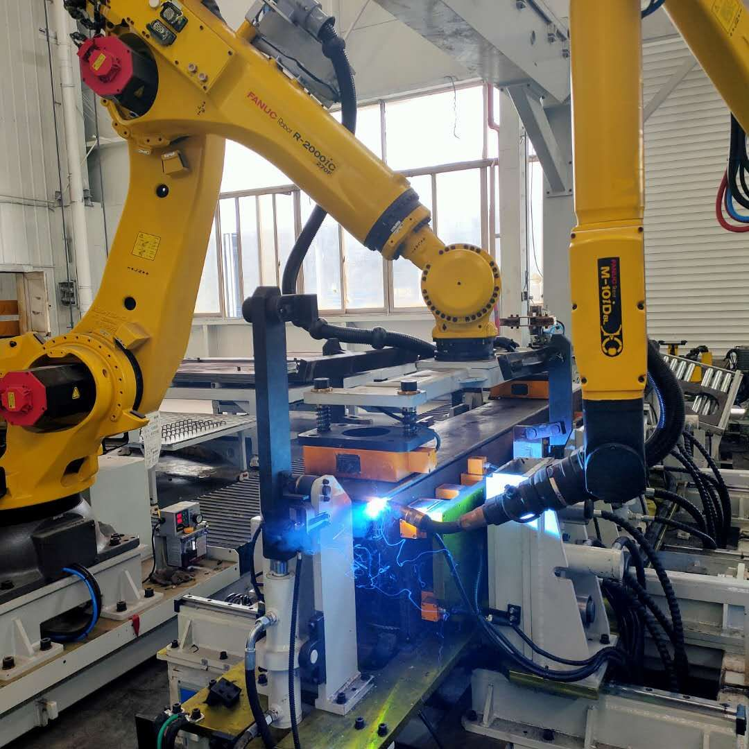 Electro permanent magnets in welding automation for gripping and workholding - HVR MAG