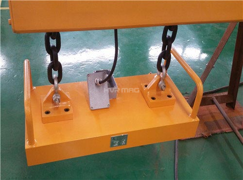 electromagnet lifting device