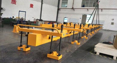 Electro Permanent Lifting Magnets Principles and Advantages