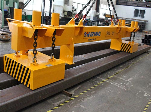 HVR MAG Electro Permanent Lifting Magnet for Steel Slabs