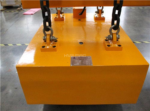 heavy steel lifting magnet