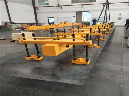 thin steel plate magnet lifter