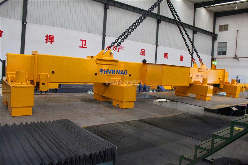 Automatic Operated Telescopic Electro Permanent Magnet