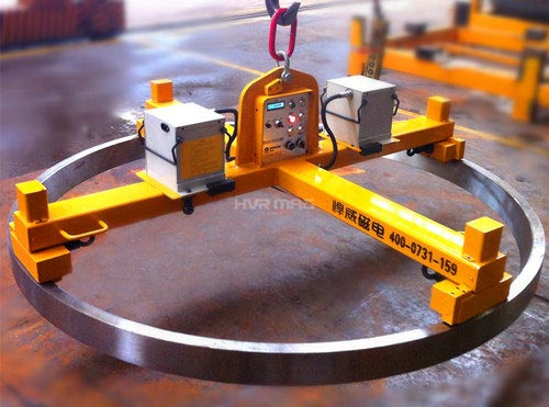 battery electro permanent lifting magnet