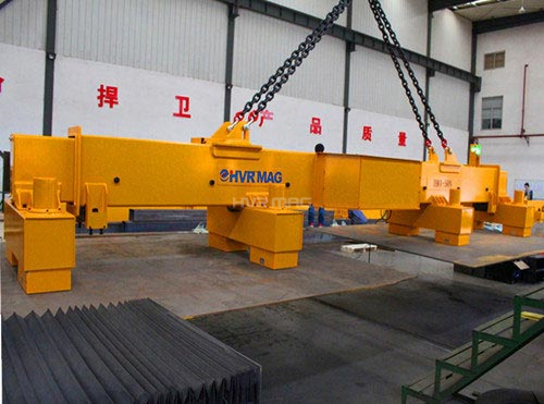 Telescopic EP Magnet System