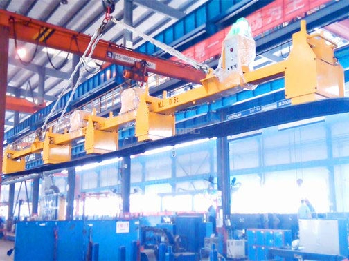 joint battery lifting magnet