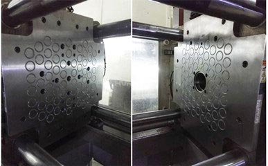The 180T All Steel Ultrathin Magnetic Mold Successful Completion of the Acceptance Tests