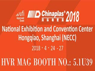 Welcome to the CHINAPLAS 2018 Exhibition