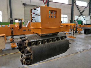 Electro Permanent Magnet Lifter for 1.8t Motor Rotor