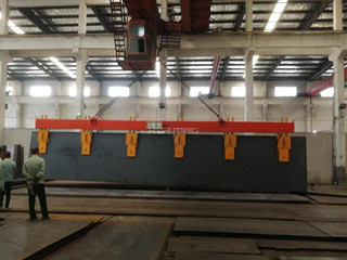 Vertical Steel Plate Lifting Electro Permanent Lifting Magnet