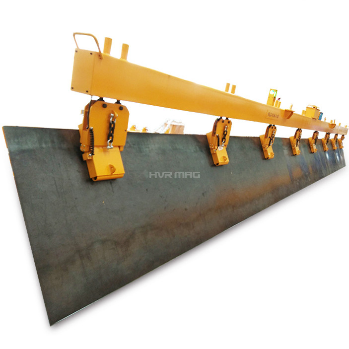 Magnetic Lifter for steel plate vertical lifting
