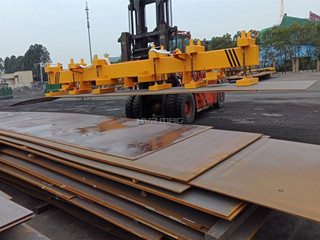 Magnetic Lifter Apply At Forklift Designed For Every Application