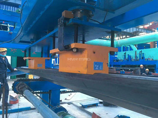 Electro Permanent Magnetic System Is Helpful in the Industrial Application