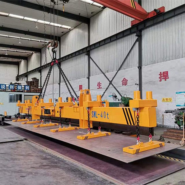 Electro Permanent Lifting Magnet for Thick Steel Plate Handling