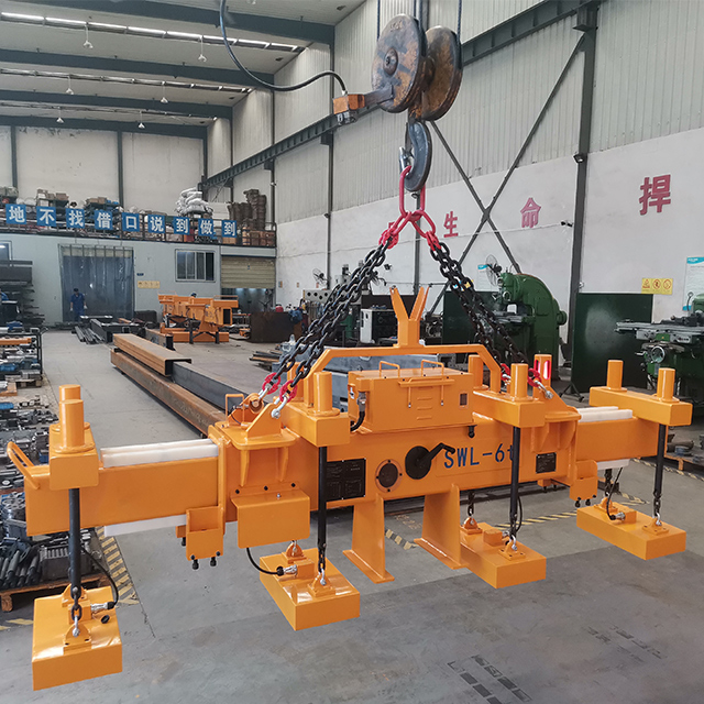 HVR MAG Electro Permanent Lifting Magnet for Thin Steel Plate