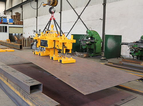 EPM for thin steel plate