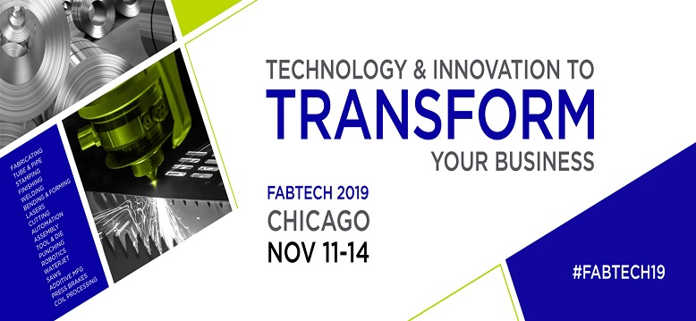 HVR MAG At The FABTECH 2019