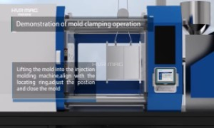 Quick Mold Change System - Magnetic Clamping Type | HVR MAG