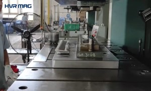 How Magnetic Die Change System Works with Metal Stamping Press Machine