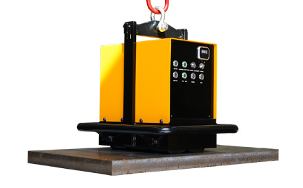 HBEP Electro Permanent Lifting Magnet with Battery Supply for Steel Parts from 500-5000kg