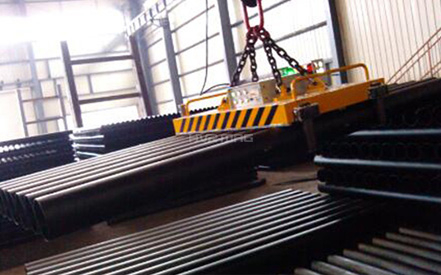 HT Series Lifting Magnets for Steel Tubes