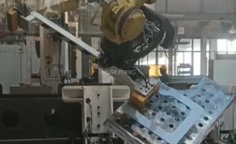 Robotic Arm Gripper  - Electromagnet VS EPM