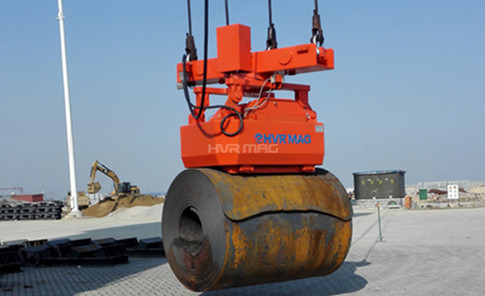 30 Ton Lifting Magnet - Steel Coil Lifting Equipment - Coil Lifter