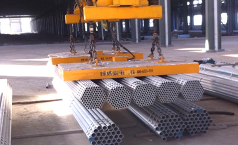 Tube Bundle Lifter - Steel Lifting Magnets - Bundle Lifting Beam