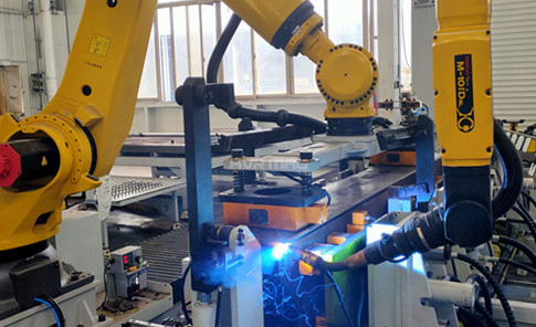 See How Electro-permanent Magnet Is Used in Robotic Welding