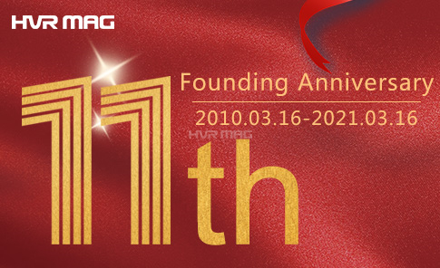 Celebrations on the 11th Founding Anniversary of HVR MAG