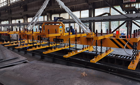 Steel Plate Lifting Device for High Definition Plasma Cutting