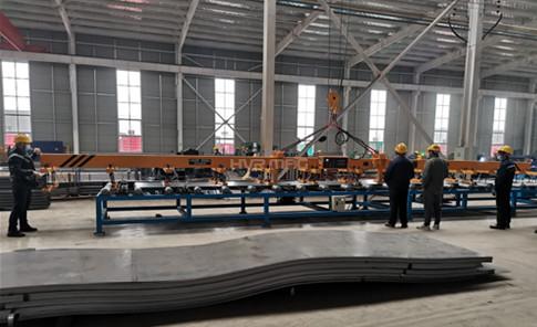 Industrial Lift Magnets VS Plate Lifting Hooks in Handling Single Long Sheet Steel