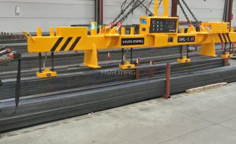 600kg Battery Lift Magnets for Narrow Sheets