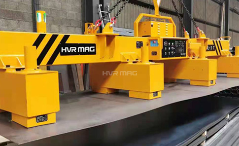 3 Ton Magnetic Sheet Metal Lifter Battery Powered